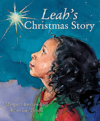 1 of 1 - Bateson-Hill, Margaret, Leah's Christmas Story, Very Good Book