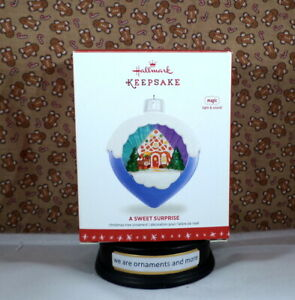 2016-Hallmark-A-Sweet-Surprise-Magic-Ornament-NEW