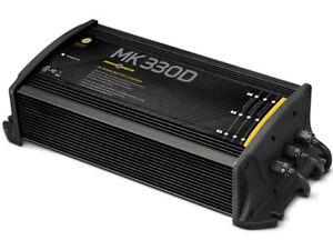 minn kota mk 330d digital linear charger 3 bank 10 amp. Black Bedroom Furniture Sets. Home Design Ideas