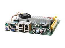JetWay 7F4K1G5-LF VIA NanoBGA C7 Processor VIA CN700 Mini ITX Motherboard/CPU