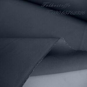 anthrazit segeltuch wasserdicht 160cm breit baumwoll stoff zelt plane dach. Black Bedroom Furniture Sets. Home Design Ideas