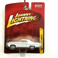 Johnny Lightning JLSP006B 1:64 1996 Chevy Impala SS-Dark Green