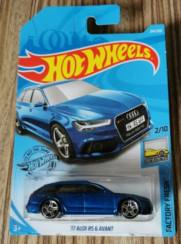 RS 6 AVANT AUDI Series SPORT QUATTRO Hot wheels Diecast Toycar RS 5 COUPE
