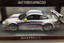 1/18 Autoart Porsche 911 gt3 rsr (997) presentation 80770-rareza!