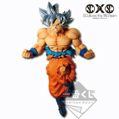 Ichiban kuji Dragonball Super Warriors BattleRetsuden Z Gokou Figure F//S NEW G