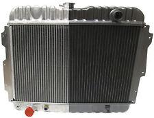 1966 72 Mopar B Amp E Body Black Aluminum 26 Radiator Roadrunner Challenger Cuda Fits 1972 Charger