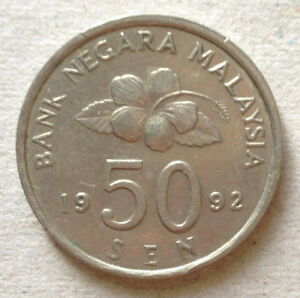 Second-Series-50-sen-coin-1992