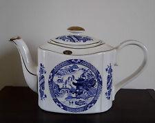 Arthur Wood Haddon Teekanne England Keramik Dekor Boston Vintage