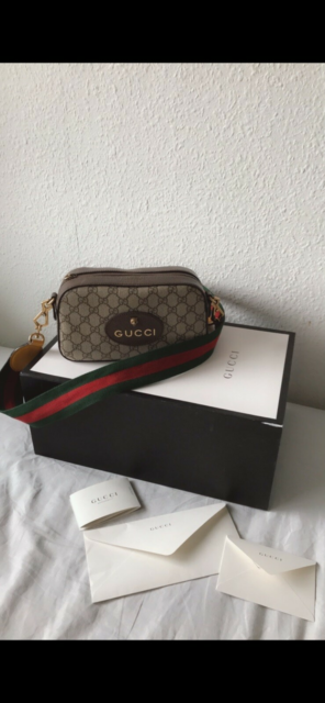Crossbody, Selling my Neo GG Supreme messenger bag - a…