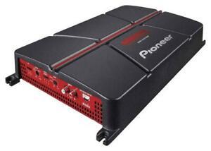 Pioneer GM-A5702 2/1-Kanal Endstufe 1000 Watt (RMS: 480 Watt)