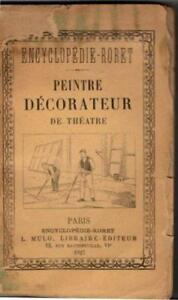 Peintre-decorateur-de-theatre-Gustave-Coquiot-Manuel-Roret