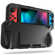 For Nintendo Switch Console Joy-Con Silicone Case Soft Shock Proof Grip Cover