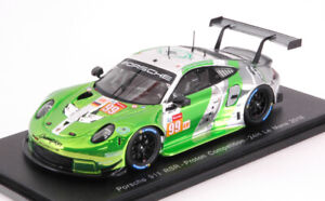 Modello auto scala 1:43 SPARK MODEL PORSCHE 911 RSR N.99 32th LM P. Long-T