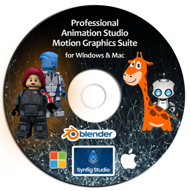 Buy Motion Studio 3D mac width=