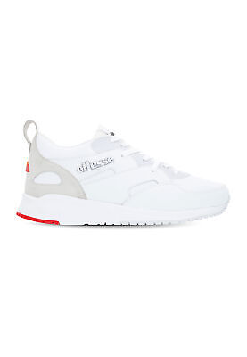Ellesse Sneaker Men Potenza Lthr at 6 10343 WhtWht White | eBay