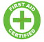 First-Aid-Certified-Emblem-Vinyl-Decal-Window-Sticker-Car thumbnail 7