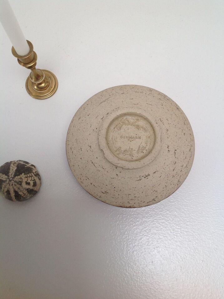 Stentøj, (Smykke) Skål, Kähler