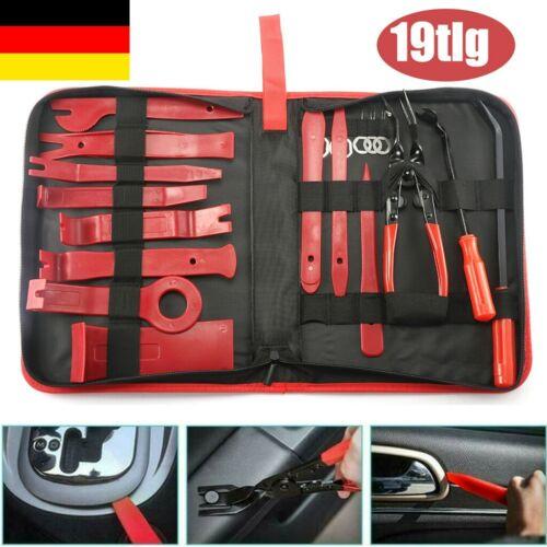 Innenraum Zierleistenkeil 19tlg Türverkleidung Verkleidung Montagehebel Werkzeug