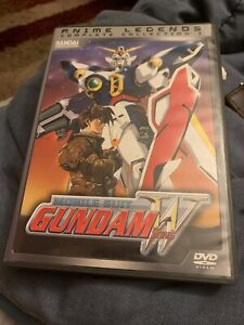 Gundam-Wing-Complete-Collection-1-DVD-2006-Anime-Legends-Multi-Disc-Set