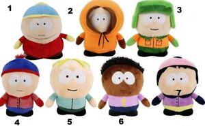 Peluche-South-Park-Originales-20CM-Kyle-Leopold-Wendy-Kenny-Stan-Eric-Token