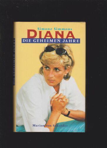 1 von 1 - Diana die geheimen Jahre Simmons, Simone :