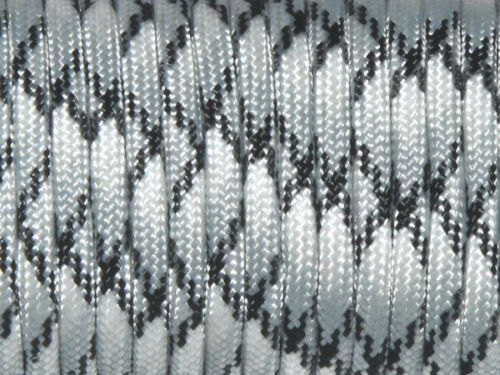 50FT 100FT 550 Parachute Cord Mil Spec Type III Paracord 7 Strands Cores Lanyard