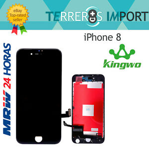 Kingwo-Pantalla-Completa-PREMIUM-LCD-iPhone-8-4-7-034-Negro-Display-Negra