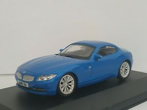 1-43-BMW-Z4-Z-4-COUPE-COCHE-DE-METAL-A-ESCALA-SCALE-CAR-DIECAST