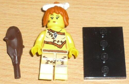 Lego Sammelfigur Serie 5 Höhlenfrau mit Keule Baukästen & Konstruktion LEGO Minifiguren