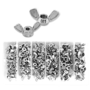 New-150pc-Wing-Nut-Hardware-Shop-Assortment-6-Different-Sizes-Free-Shipping