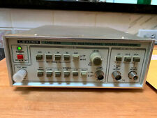 Leader Lms 238 Tv Multichannel Sound Generator With Manual One Owner Nice
