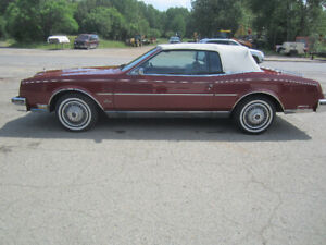 Sale pending 83' Buick Riviera Convertable LOW MILES