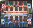 Yu-gi-oh! Yugioh Secrets of Eternity 2 Player Pendulum Rubber Double Playmat NEW