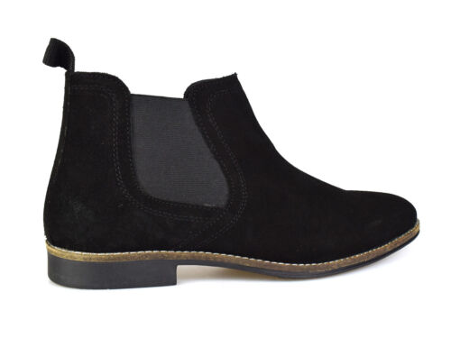 Boots Uk p Tape Chelsea Red Rrp 50 P Stockwood Suede Classic £ Free Black YqxPwOp