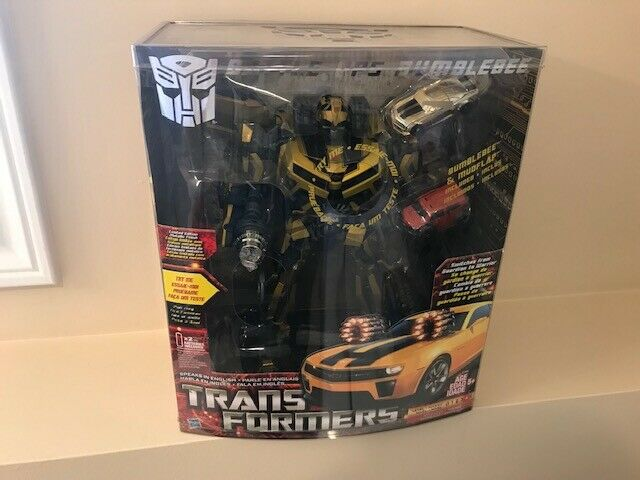 Transformers Battle Ops Bumblebee - Limited Metallic Edition HASBRO NEW SEALED