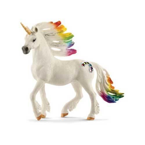 Schleich - Rainbow Unicorn Stallion NEW toy figure bayala