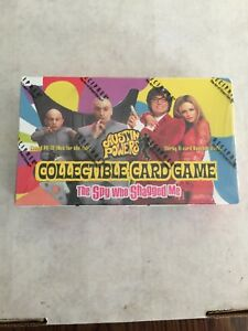 AUSTIN-POWERS-THE-SPY-WHO-SHAGGED-ME-BOOSTER-BOX-SEALED-BOX