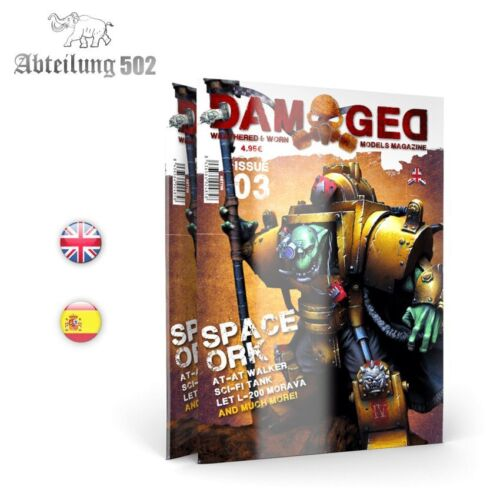 Issue 3-60705 Damaged Magazine