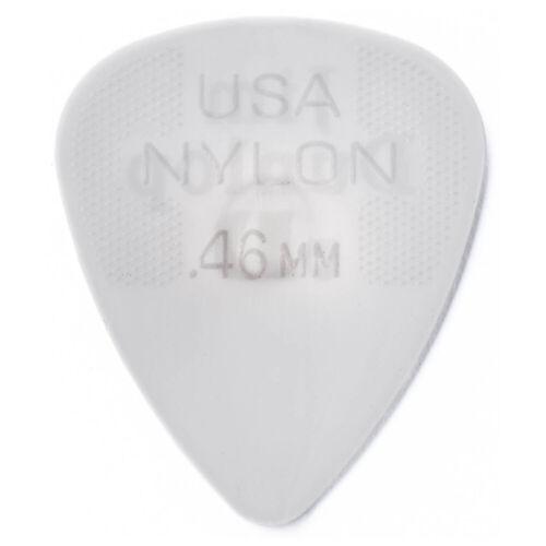 Dunlop .46mm Nylon Standard Pick 12-Pack