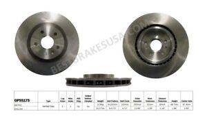 Disc-Brake-Rotor-fits-2009-Pontiac-G8-BEST-BRAKES-USA