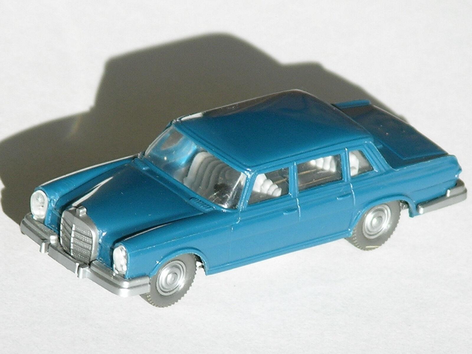 Mercedes Benz MB MB MB 600 ozeanblau GK 156 1c CS 380 1a Wiking 1 87  | Online einkaufen  543ac5