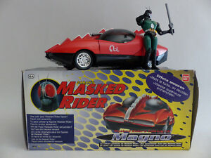 Masked Rider-voiture Sonore Magno-bandai-sentai-power Rangers Like-en Boîte