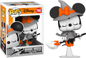 Witch-Minnie-Mouse-Funko-Pop-Vinyl-New-in-Box