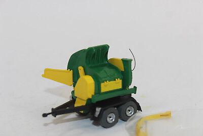 WM 87094 Holzhäcksler Häckselmaschine Schredder Wood Machine 1:87  NEU mit OVP