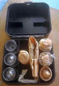 Enthousiaste Lomo 1 St. Plastique Caisse Pour Microscope Accessoires 100% Original!!!-afficher Le Titre D'origine