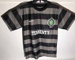 8e74788dc RARE NIKE CELTIC FC SOCCER JERSEY 125th YEAR CENTENARY SIZE ADULT S ...