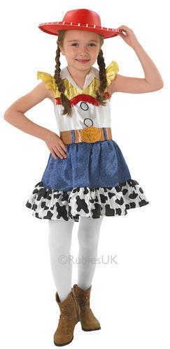 Collant TOY STORY Ragazze Bambini Costume Cowgirl Costume Occidentale Disney Jessie