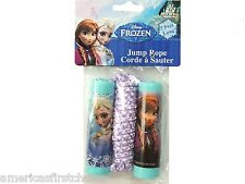 Disney Frozen Anna & Elsa 7 Foot Jumping Rope Play Set-Brand New!!!