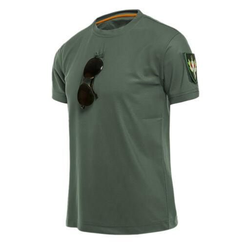Men Summer Bamboo Fiber Round Neck Short Sleeve T-Shirt Tank Tops Crop Top Shirt