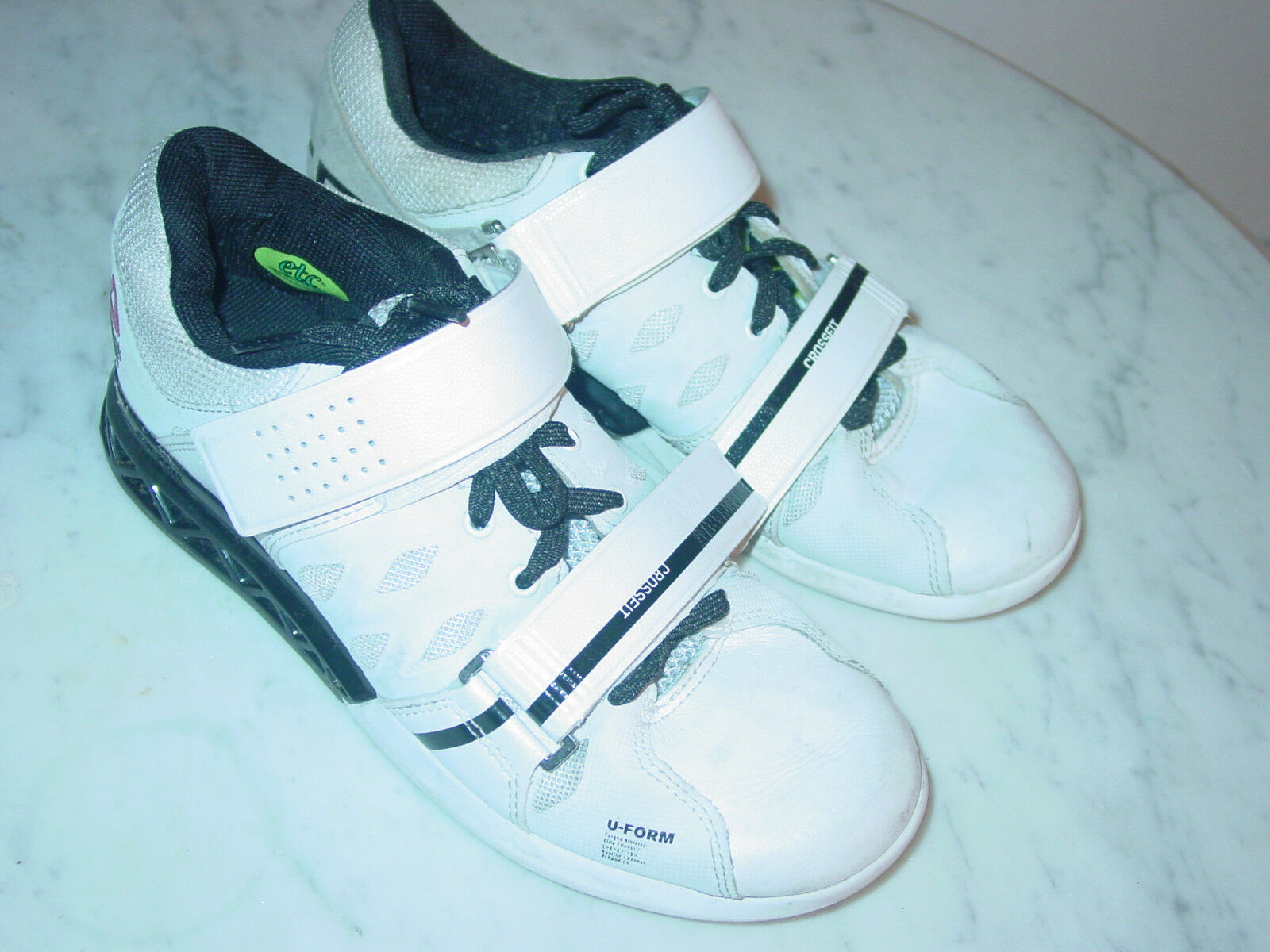 Para Mujer Reebok Crossfit Lifter Plus 2.0 M43656 Cross Training zapatos